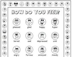 pictures on self esteem worksheets for kids free printable easy