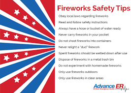 safety tips for thanksgiving fireworks safety tips for dallas families advance er blog