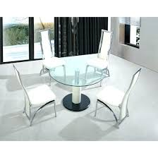 glass breakfast table set glass breakfast table small round glass dining table iron wood set