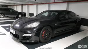 2007 Porsche Panamera Porsche Panamera Turbo S 3 May 2017 Autogespot
