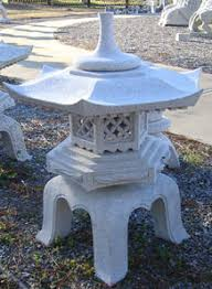 granite lanterns for japanese gardens gifts garden lights