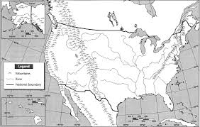 north america middle world history and world geography
