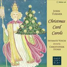christmas card carols divine art recordings