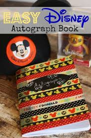 138 best disney character autograph book ideas images on pinterest