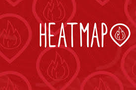 Portland Speed Map by Eater Portland Heatmap Archive Eater Portland