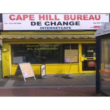 bureau de change commission cape hill bureau de change ltd smethwick cafes yell