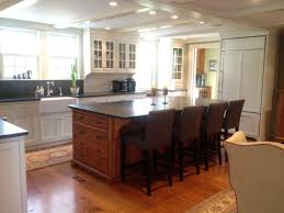 kitchen islands that look like furniture 21st century kitchen blended into 19th century home fine
