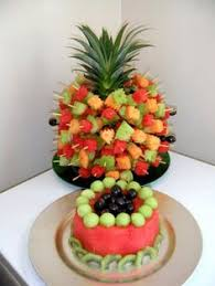 Watermelon Cake Decorating Ideas Great Ideas I Need To Make One Of These Fruit Cakes Fruit