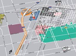 Las Vegas Fremont Street Map by Interactive Map The Adventurist Guide To Downtown Las Vegas