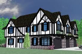 tudor style house plan 6 beds 7 50 baths 5642 sq ft plan 509 33