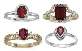 gemstone rings images Gemstone rings set into 10k 14k gold genuine natural jpg