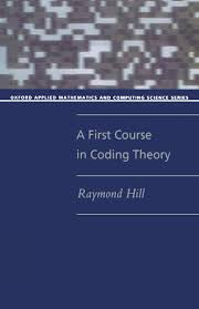 a first course in coding theory oxford applied mathematics and