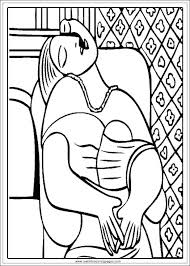 preschool coloring pages woman at the well picasso coloring pages pablo picasso coloring pages full size of