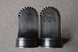Tin Wall Sconce Tin Wall Sconces For Candles Wall Sconces