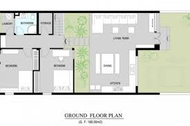 contemporary home plans 100 images modern house plans