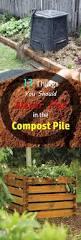 garden compost ideas home outdoor decoration