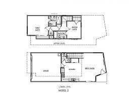 park modern floor plans pepper viner homes