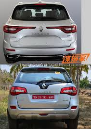nissan rogue dimensions 2016 2016 renault koleos vs old renault koleos u2013 old vs new
