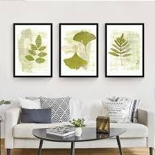 nordic modern minimalist creative decorative painting of living