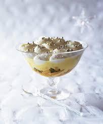 lemon syllabub and passion fruit trifle delicious magazine