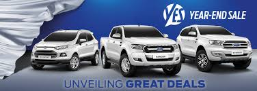 ford vehicles ford ph unveils year end sale offers for its vehicles carmudi