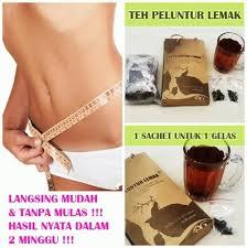 Teh Tpl teh peluntur lemak teh pelangsing diet herbal asli murah