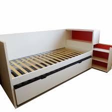 Ikea Single Bed Frame Ikea Flaxa Single Bed Underbed Both Mattresses And Ikea Flaxa