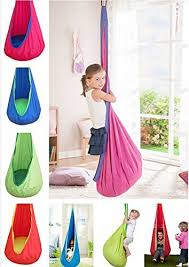 Hanging Chair Hammock Warm Life Hanging Seat Hammock Swing Kids Child Pod Swing Chair