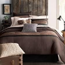 deco chambre a coucher décoration chambre adulte de style chalet 22 idées bedrooms