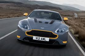 Vantage Design Group 2017 Aston Martin V12 Vantage S Dogleg First Test Review