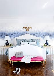 Wallpaper Blog Interior Design Watercolor Trend Colorful Wallpaper Abstract Pattern Home Design
