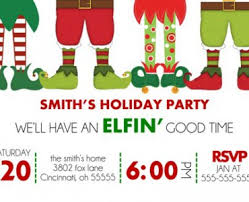 christmas party invitations christmas party invitations completed