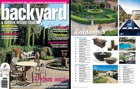 Media Backyard  Garden Design Ideas - Backyard and garden design ideas magazine