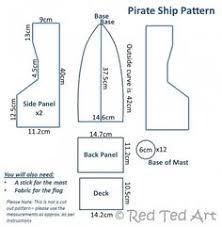 build a cardboard pirate ship do it yourself cardboard pirate