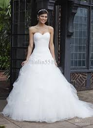 dropped waist wedding dress 2013 lace on this dropped waist tulle gown wedding dresses