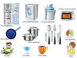 vocabulaire de la cuisine la cuisine le pronom possessif resources and language