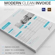 beautifully designed modern invoice template 20 beautifully designed indesign invoice