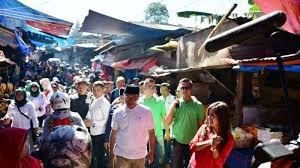 detik ridwan kamil kunjungi pasar cisarua kang emil saya akan blusukan sai detik