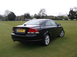 volvo c70 se d5 manual black 2008 avalon cars limited
