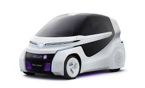 toyota concept i ride and walk photos and info news car and driver