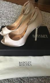 used wedding shoes new and used wedding shoes for sale