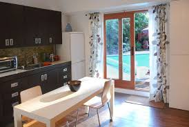 Curtains For Sliding Doors How To Use Curtains With Sliding Glass Doors