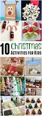 10 christmas activities for kids momables