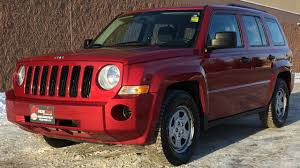 jeep patriot 2017 red 2010 jeep patriot sport 4wd automatic a c youtube