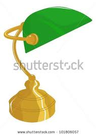 green desk lamp stock images royalty free images u0026 vectors