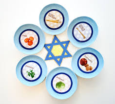 what is on a passover seder plate passover seder plate family crafts
