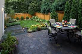 Small Backyard Idea Great Small Backyard Ideas Kwameanane