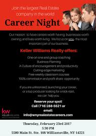 real estate career night tickets thu feb 23 2017 at 5 30 pm