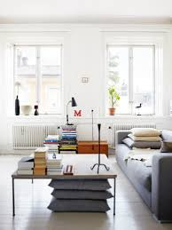 living room scandinavian modern interior scandinavian living
