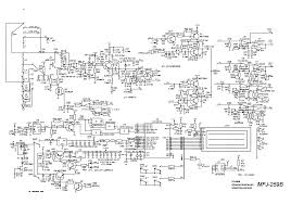 mfj 259b schematic diagram radioaficion ham radio